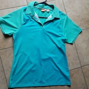 Puma Golf shirt size M